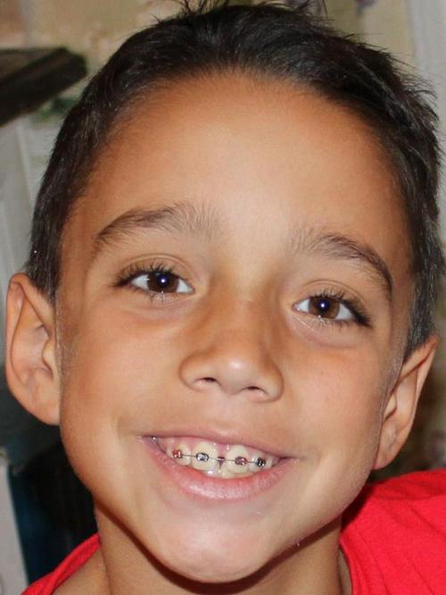 Upper Deck's Stick Kid Winner Devin Ybarra