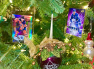 Upper Deck Trading Cards Make Great Holiday Decorations!