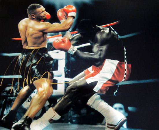 Mike Tyson KO Frank Bruno