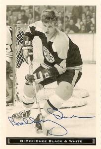 2012-13 NHL O-Pee-Chee Black & White Orr