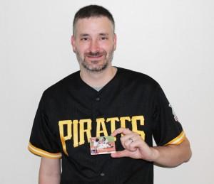 Tim Crouse Pittsburgh Pirates Fan