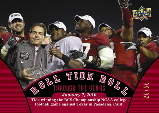 2012-Upper-Deck-Alabama-Football-Roll-Tide-Through-the-Years
