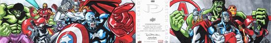 2012-Upper-Deck-Marvel-Premier-Multi-Panel-Sketch-Cards-Harold-Edge-Avengers-Inside-Outside