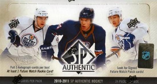 Last-Call-Upper-Deck-2010-11-NHL-SP-Authentic-Box