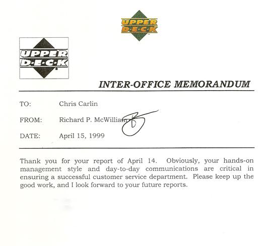 Richard-McWilliam-Signature-Internal-Inter-Office-Memo