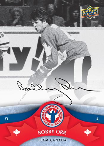 2013-National-Hockey-Card-Day-Canada-Autograph-Bobby-Orr