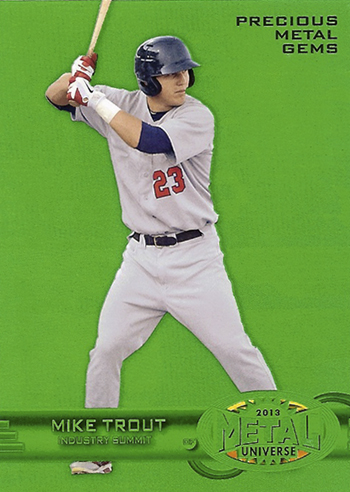 2013-Upper-Deck-Fleer-Retro-Precious-Metal-Gems-Mike-Trout-Promo