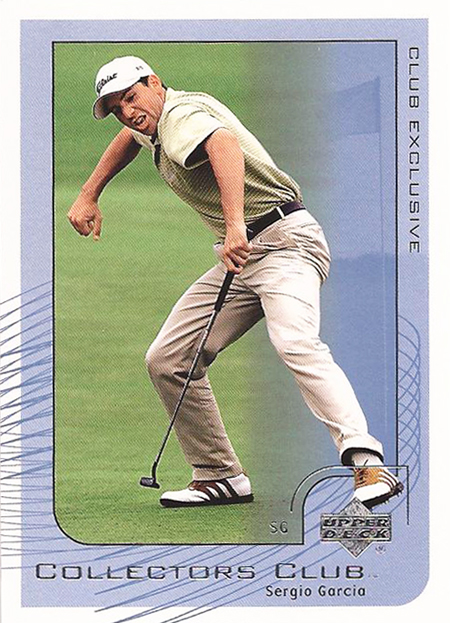 2002-Upper-Deck-Collectors-Club-Sergio-Garcia