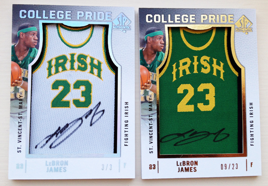 2012-13-SP-Authentic-Basketball-College-Pride-Autograph-Jersey-Card-LeBron-James-2
