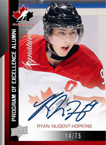 2013-Upper-Deck-Team-Canada-Hockey-Program-of-Excellence-Alumni-Autograph-Ryan-Nugent-Hopkins