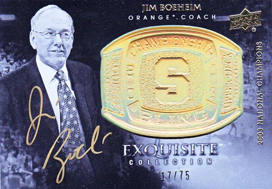Final-Four-Syracuse-Jim-Boeheim-Autograph-Exqusite-Collection