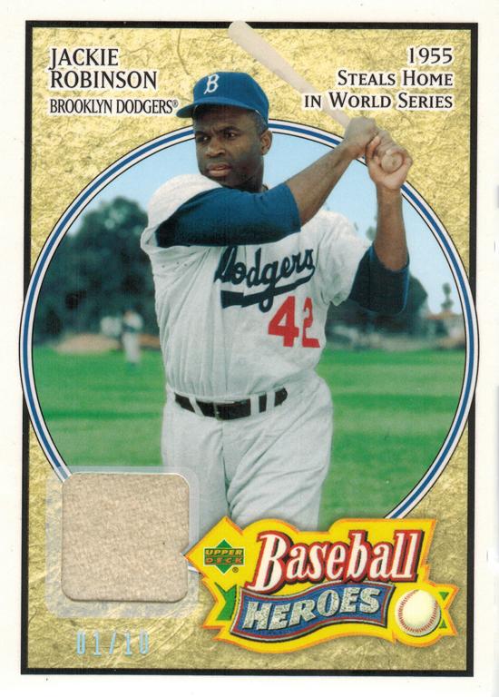Jackie-Robinson-2005-Upper-Deck-Baseball-Heroes-Memorabilia-Card