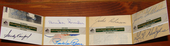 Jackie-Robinson-2011-SP-Legendary-Cuts-Booklet-Card