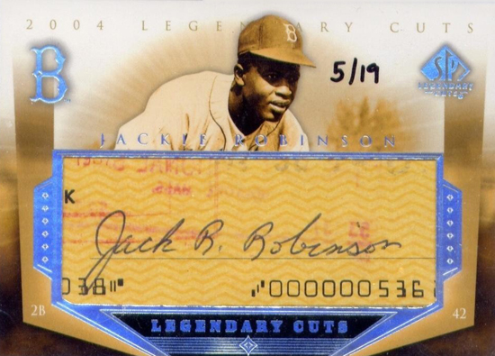 Jackie-Robinson-Collect-2004-SP-Legendary-Cuts-Autograph-Card