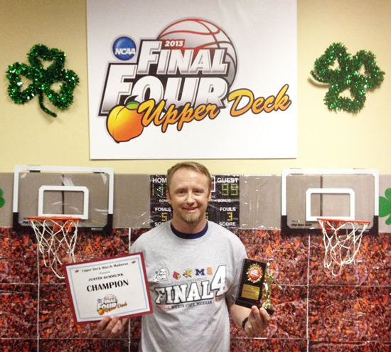 March-Madness-Upper-Deck-Champion-Justin-Schmunk