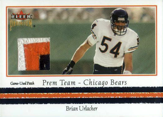 2002-Fleer-Premium-Game-Used-Patch-Card-Brian-Urlacher