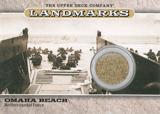 2009-Upper-Deck-Goodwin-Champions-Omaha-Beach-Sand