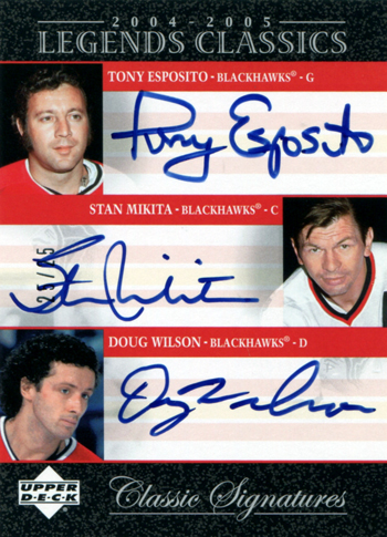 Chicago-Blackhawks-Legends-04-05-Upper-Deck-Legends-Classics-Esposito-Mikita-Wilson