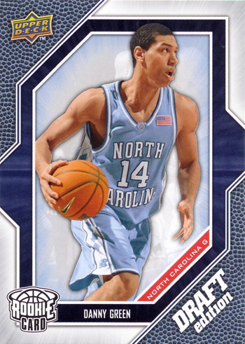 2009-10-NBA-Danny-Green-San-Antonio-Spurs-Rookie-Draft-Edition-Card
