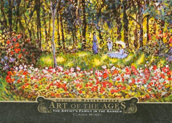 2013-Upper-Deck-Goodwin-Champions-Art-of-the-Ages-Claude-Monet