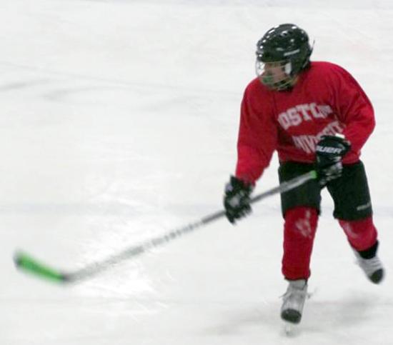 2013-Upper-Deck-NHL-Draft-Runner-New-Jersey-Varun-Sikand-Hockey-Playing