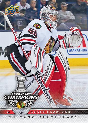 2013-Upper-Deck-Stanley-Cup-Box-Set-Chicago-Blackhawks-Corey-Crawford