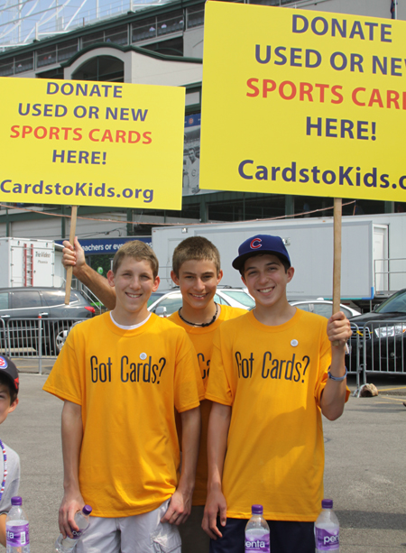 Cards-to-Kids-Donation-Drive-Wrigley-Field