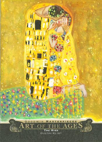 Web-2013-Upper-Deck-Goodwin-Champions-Art-of-the-Ages-Gustav-Klimt