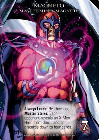 2012-Upper-Deck-Entertainment-Marvel-Legendary-Mastermind-Magneto-NSU-Exclusive