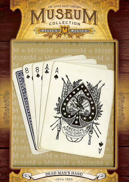 2013-Goodwin-Champions-Museum-Collection-Playing-Cards-Dead-Mans-Hand