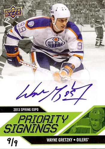 2013-National-Sports-Collectors-Convention-Diamond-Club-Event-Autograph-Wayne-Gretzky