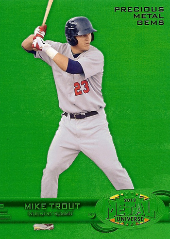 2013-National-Sports-Collectors-Convention-Diamond-Club-Event-Mike-Trout-PMG