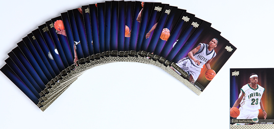 2013-Upper-Deck-Dynamics-EPlate-UD-Infinite-Basketball-Set