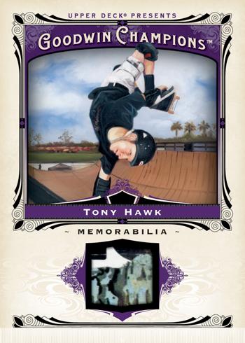 2013-Upper-Deck-Goodwin-Champions-Memorabilia-Card-Tony-Hawk-Skateboard