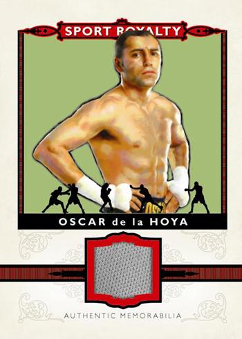 2013-Upper-Deck-Goodwin-Champions-Sports-Royalty-Oscar-DeLaHoya-Memorabilia-Card