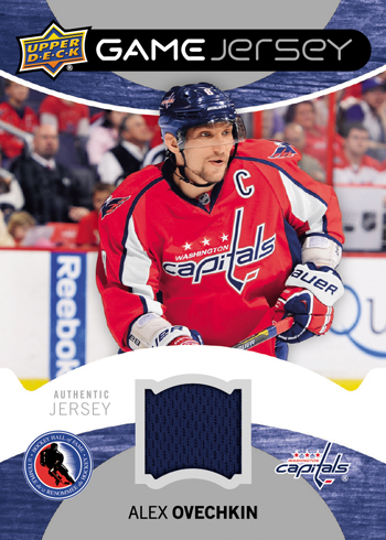 2013-Upper-Deck-Hockey-Hall-of-Fame-Game-Worn-Jersey-Set-Alex-Ovechkin