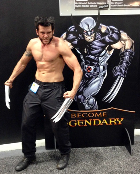 Comic-Con-Upper-Deck-San-Diego-Marvel-Wolverine-Photo-Opp