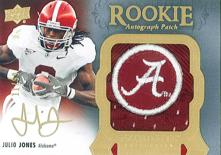 Julio-Jones-University-of-Alabama-Hard-Signed-Autograph-Upper-Deck-Rookie-Patch-Card