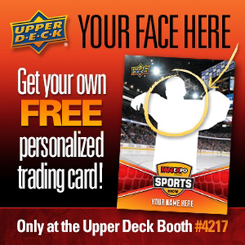 2013-FanExpo-Toronto-Upper-Deck-Personalized-Trading-Card-Offer
