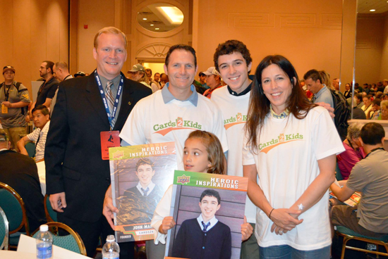 2013-National-Sports-Collectors-Convention-Cards2Kids-Heroic-Inspirations-Card-John-Makowiec