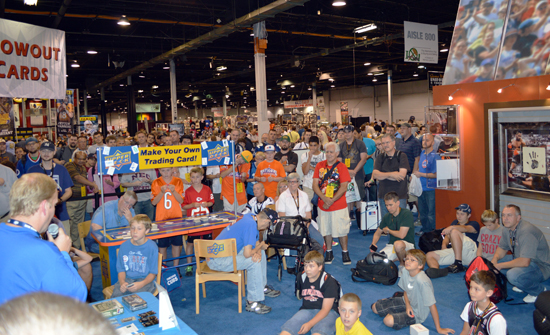 2013-National-Sports-Collectors-Convention-Daily-Raffle-Huge-Crowd1