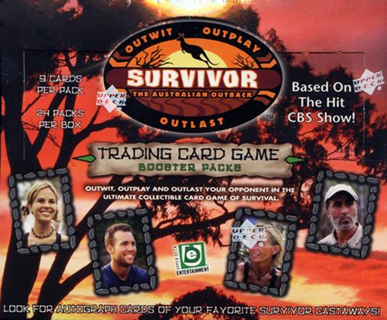 Collecting-Survivor-2001-Box-Game