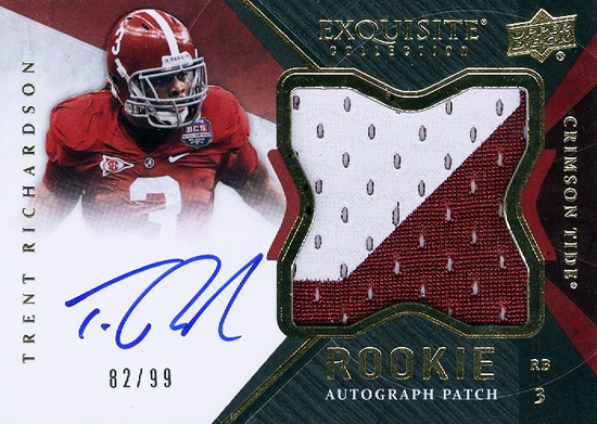 Collecting-Trent-Richardson-University-of-Alabama-Indianapolis-Colts-Exquisite