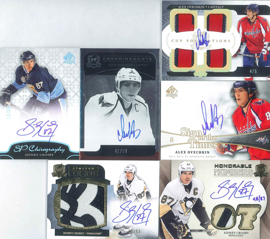 Upper-Deck-Autograph-Redemption-Patches-Sidney-Crosby-Alex-Ovechkin