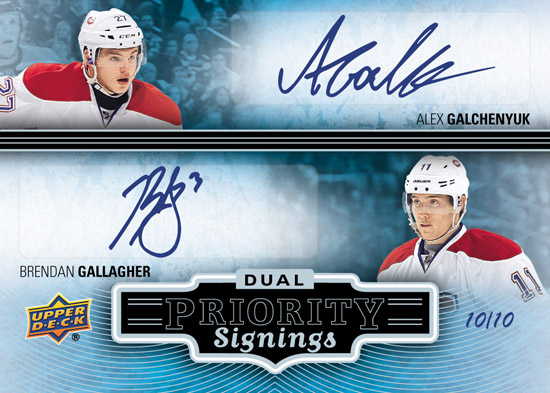 2013-Sportscards-Collectibles-Expo-Priority-Signings-Upper-Deck-Autograph-Galchenyuk-Gallagher