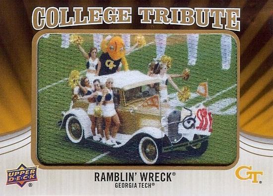 Nick-Selby-Georgia-Tech-Upper-Deck-Cards-Ramblin-Wreck