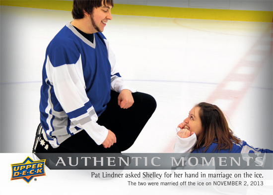 2012-13-NHL-SP-Authentic-Moments-Pat-Shelley-Lindner-Blow-Up-Card