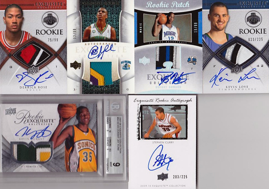 Amazing-Best-Upper-Deck-Basketball-NBA-Collection-Cards-Autograph-Game-Used-Exquisite-Rookie-Patch
