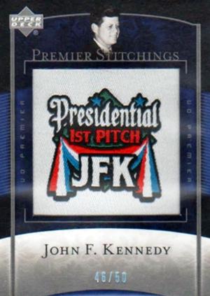 Collecting-JFK-Kennedy-John-Fitzgerald-Upper-Deck