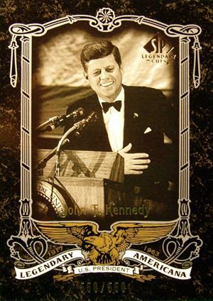Collecting-John-Fitzgerald-Kennedy-JFK-SP-Legendary-Cuts-Americana